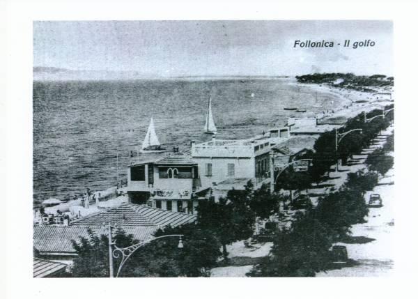 La vecchia Follonica il Golfo