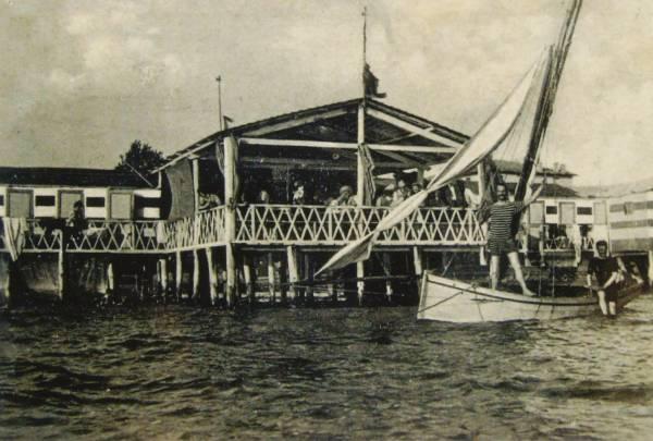 La vecchia Follonica il mare